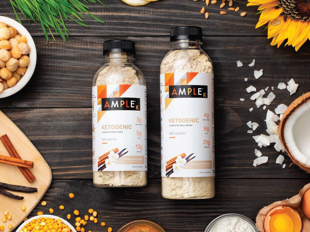 Ample Meal Shopify Website